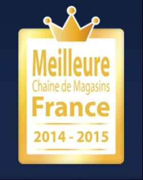L'élection de la 'Meilleure chaîne de magasins en France' est ouverte !
