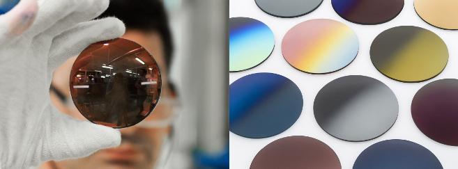 Le verre, atout design de la nouvelle collection Barberini Eyewear