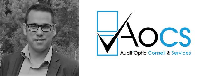 Jérôme Bonnaud, fondateur du cabinet Audit'Optic Conseil & Services