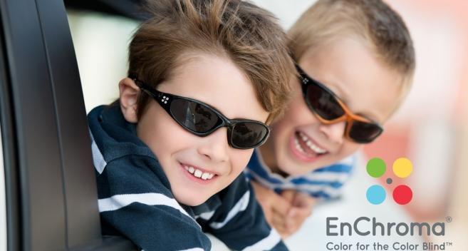 EnChroma compense le daltonisme pour des activités sportives en toute sécurité