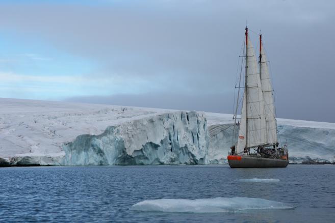 Des montures Vuarnet pour affronter le Groenland