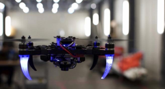 Contrôler un drone avec ses yeux : désormais c'est possible