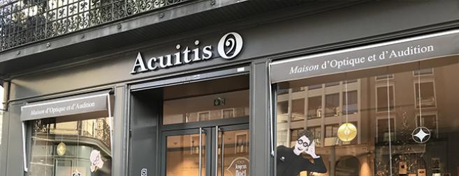 Avec son concept optique/audio visionnaire, Acuitis anticipe les transformations du marché