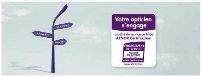 Certification Afnor, une démarche gagnante pour le magasin