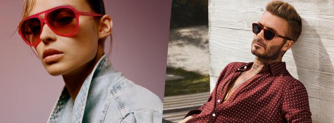 Printemps stylé chez Safilo avec le lancement d'Isabel Marant Eyewear et la nouvelle collection DB Eyewear