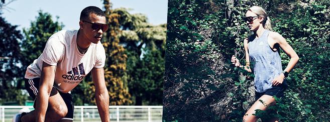 JO 2021 : les athlètes français choisissent adidas Sport Eyewear