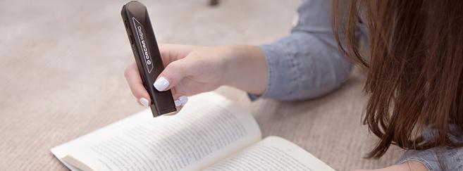 OrCam Read : la machine à lire nouvelle génération pour améliorer le quotidien des déficients visuels