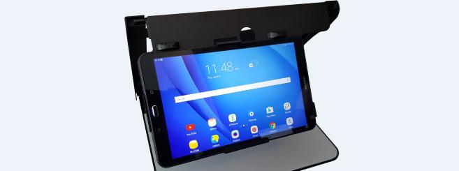 Mercury 10, un système d'agrandissement sur tablette tactile signé AB Vision