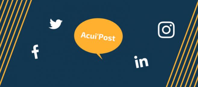 L'Acui'Post : une citation à méditer !