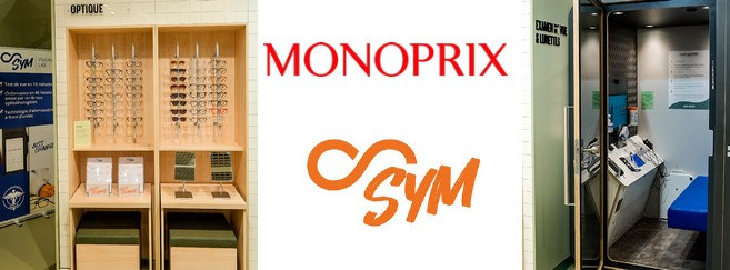 Aller chez Monoprix pour obtenir une ordonnance et acheter des lunettes ?