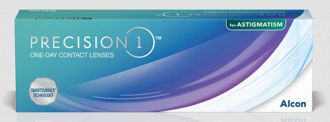 Alcon agrandit sa gamme Precision1 pour les astigmates