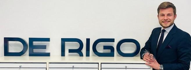 Romain Vannini, nouveau DG de De Rigo France