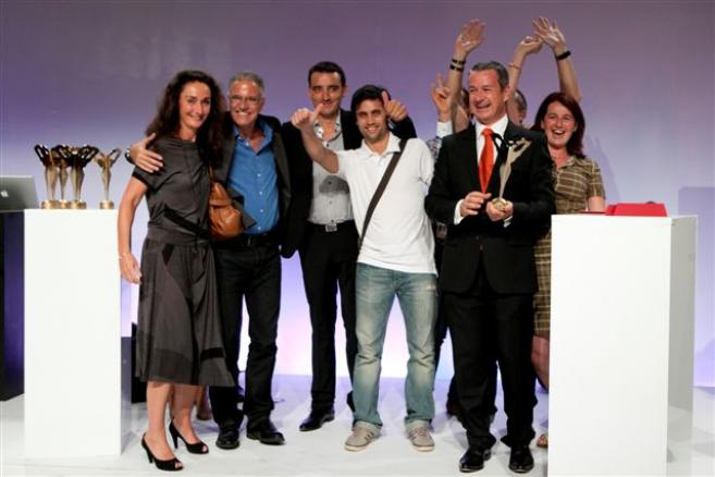 Silmo d'Or 2011 : l'evil eye halfrim pro d'Adidas, solaire high-tech lauréate des « Équipements de sport »