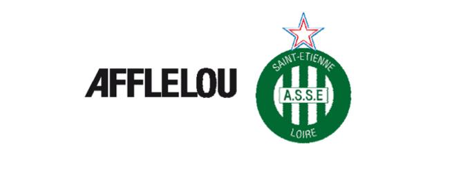 Le groupe Afflelou partenaire de l'AS Saint-Etienne