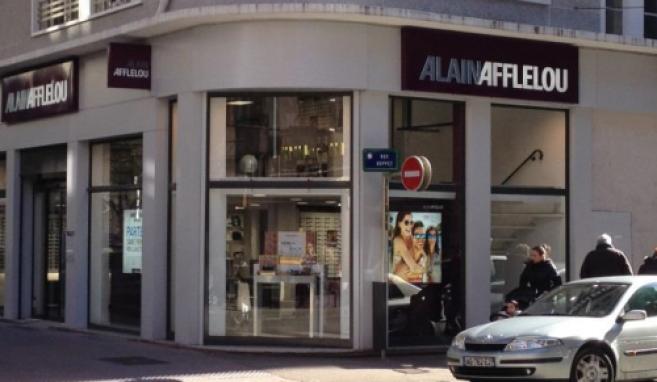 Nouveau franchisé Alain Afflelou à Chambéry