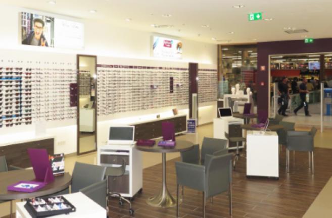 Ouverture d'un nouveau magasin Alain Afflelou au Luxembourg