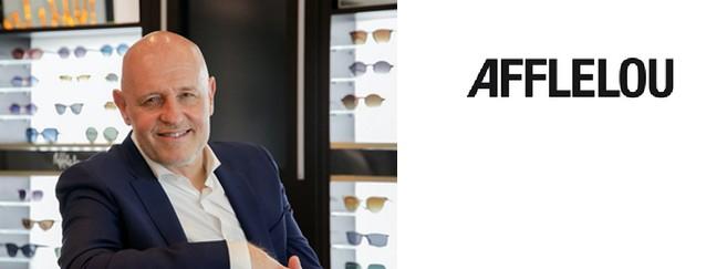 Alain Pourcelot, nouveau PDG du groupe Afflelou