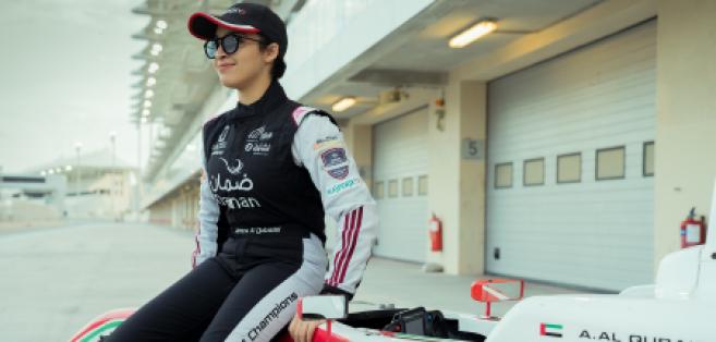 Une jeune pilote sponsorisée par Italia Independent et Garage Italia
