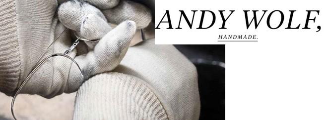 Andy Wolf Eyewear, l'Autrichien certifié Origine France garantie