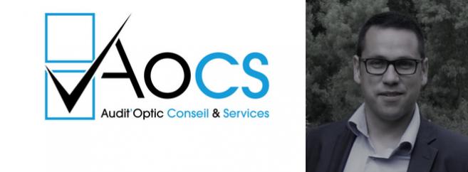 Jérome Bonnaud d'Audit'Optic Conseil et Services