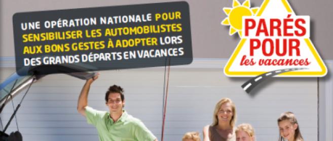 Des tests de vue gratuits sur la route des vacances : sensibilisez vos porteurs !