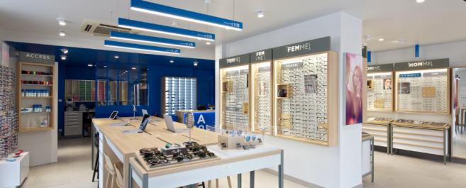 Nouveau concept Atol : l'opticien de santé allié à un parcours client connecté