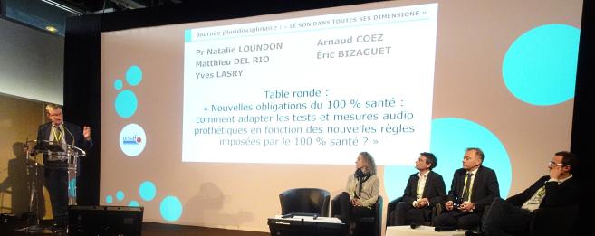 Le 100% Santé impose de nouvelles règles de prise en charge des patients en audio
