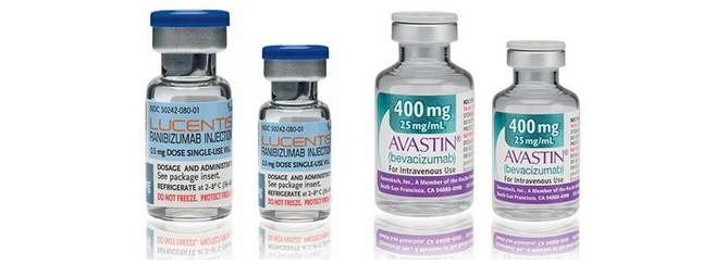 Affaire Avastin/Lucentis : une énorme sanction pour trois laboratoires