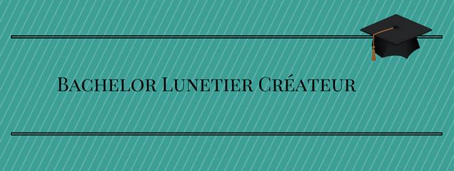 Tous les résultats du Bachelor de Lunetier Créateur 2019 sur Acuité
