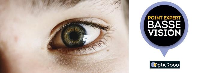 Basse vision chez l'enfant : l'opticien au cœur du parcours de soin et valorisé par Optic 2000