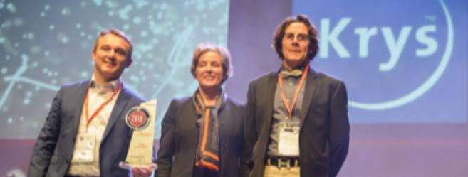 Les valeurs d'Optique Christin récompensées aux trophées des entreprises