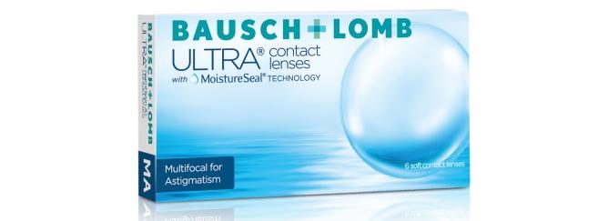 Bausch+Lomb sort une lentille multifocale pour presbytes astigmates