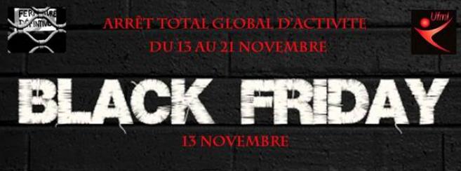 Black Friday des professions de santé : la mobilisation enfle pour le 13 novembre !