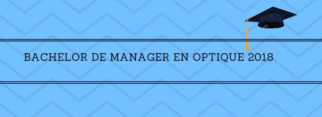 Tous les résultats du Bachelor de Manager en Optique 2018 sur Acuité
