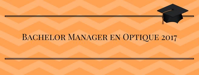 Tous les résultats du Bachelor de Manager en Optique 2017 sur Acuité