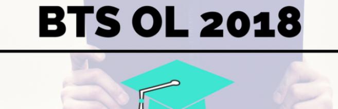BTS OL 2018 : tous les sujets et corrigés en temps réel sur Acuité !