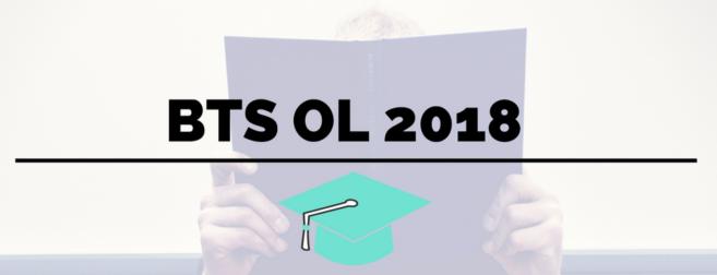 BTS OL 2018 : retrouvez le sujet et le corrigé d'ETSO sur Acuité !
