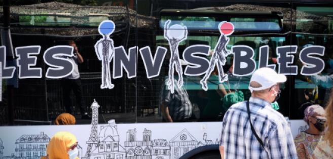 Bus Les Invisibles