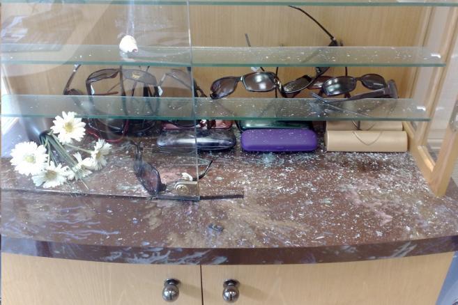 Cambriolage dans le Jura : 800 montures dérobées aux Opticiens Mutualistes
