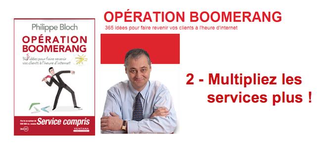Les Mardis contacto avec Ophtalmic Cie : « Multipliez les services plus ! », par Philippe Bloch,  conférencier et conseil en entreprise