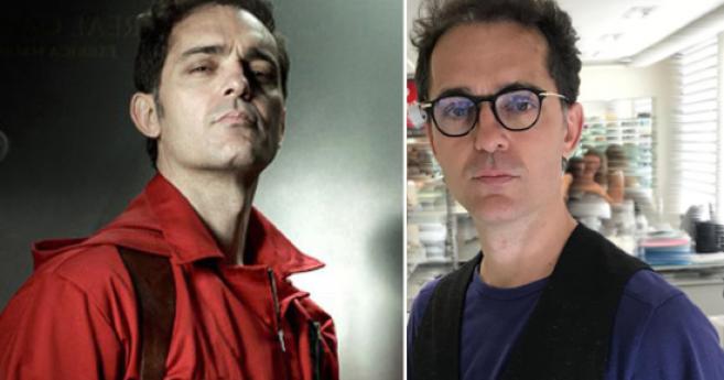 Iron séduit Pedro Alonso, un des acteurs de La Casa de Papel
