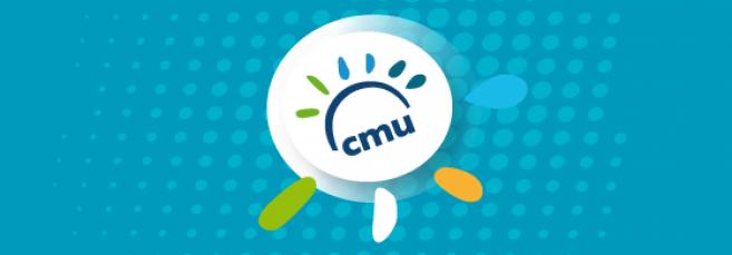 Répartition géographique du taux de bénéficiaires de la CMU-C