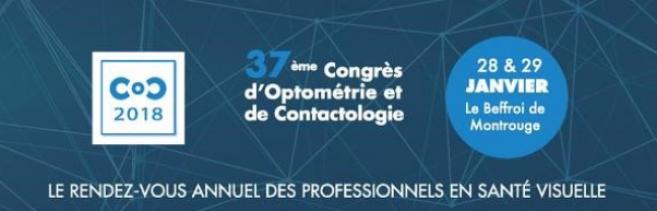 Le congrès d'Optométrie et de Contactologie (COC) voit grand pour sa 37e édition