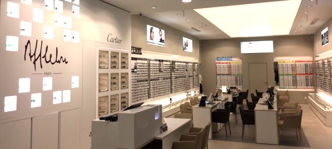 Nouveau concept Alain Afflelou : l'expertise opticien alliée à une nouvelle expérience client Premium