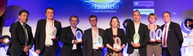 Candidatez au Crisalide Numérique Bretagne pour faire connaître vos initiatives numériques