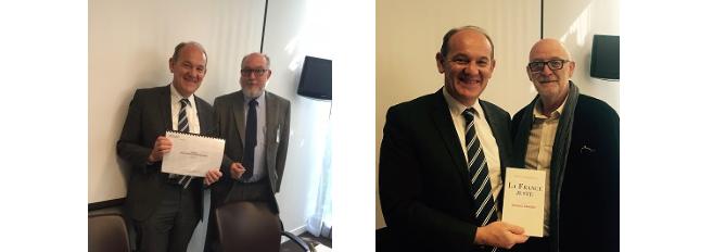 PPL contre les réseaux de soins : La Fnof et le SynOpe aux côtés du député Daniel Fasquelle