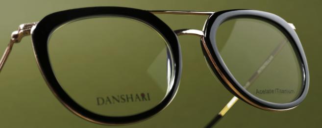 Modèle optique -Danshari