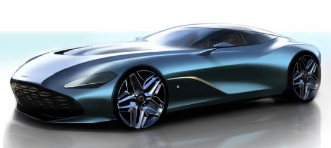 L'optique inspire Aston Martin