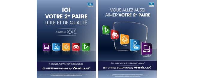 Qualissime by Varilux : Essilor dévoile son opération pour une 2ème paire utile et de qualité