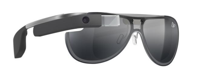 Google Glass : Diane von Furstenberg et Marchon lancent la 1ere collection dédiée